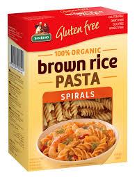 Organic Grains and Pastas